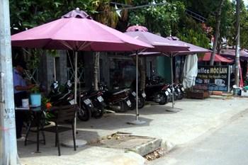 dù che nắng tại Phan Rang